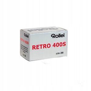 FILM Rollei retro 400S 135/36 czarno-biały