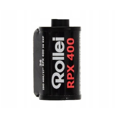FILM Rollei B&W RPX 400/36