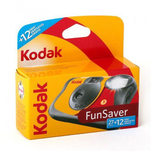 Aparat jednorazowy Kodak FunSaver