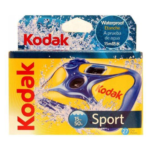 Aparat jednorazowy Kodak Sport wodoodporny