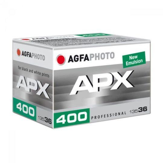 FILM AGFA APX 400 135 36 zdjęć