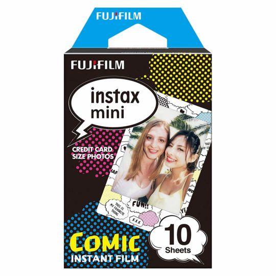 Wkład Instax Mini COMIC