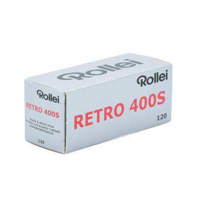 FILM Rollei RETRO 400S 120