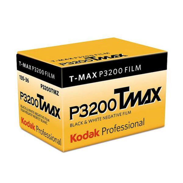 FILM Kodak T-MAX P3200