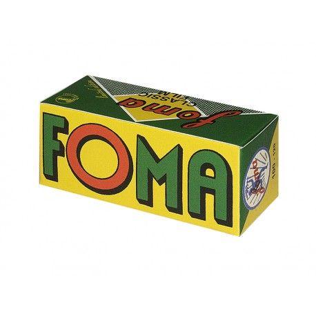 Foma film Fomapan 100 120 Retro Limited