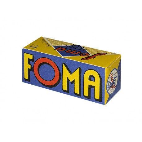 Foma film Fomapan 400 120 Retro Limited
