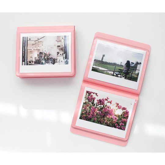 Album INSTAX WIDE 29 zdjęć Studio 2NUL jasny róż