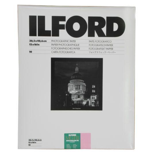 Papier Ilford Multigrade FB Classic 30.5x40.6/10 błyszczący