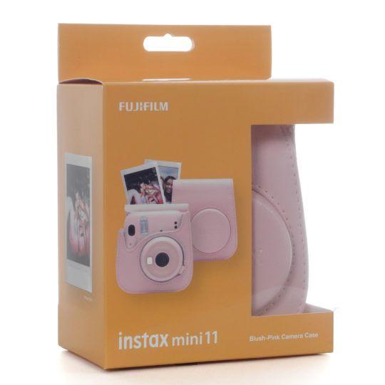 Camera case etui Instax mini 11 Blush-Pink różowy