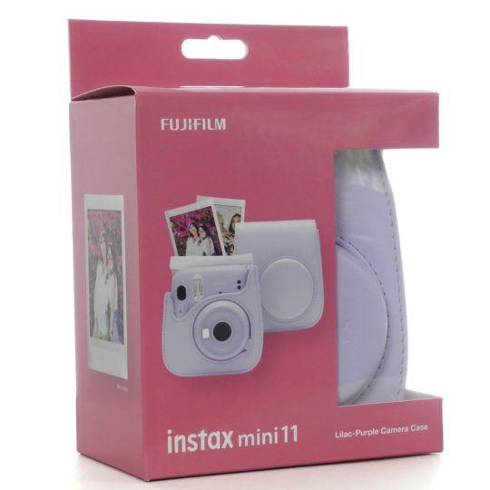 Camera case etui Instax mini 11 Lilac-Purple