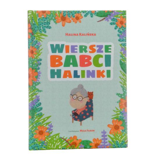 Książka Wiersze Babci Halinki H. Kalińska