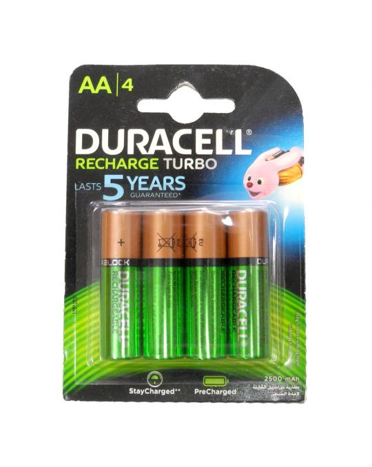 Bateria Duracell Recharge Turbo