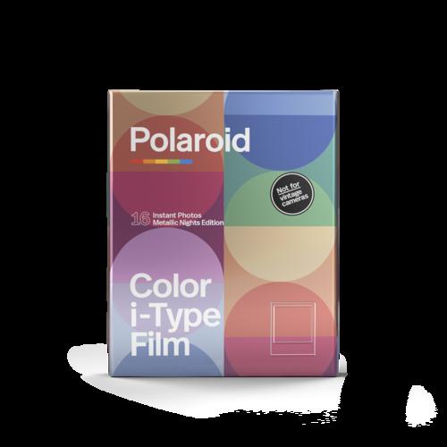 Wkłady do aparatu polaroid i-type Metallic