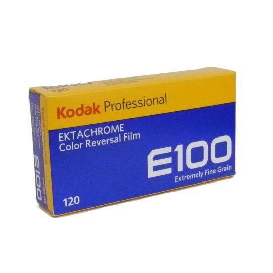 Film Kodak Ektachrom 120