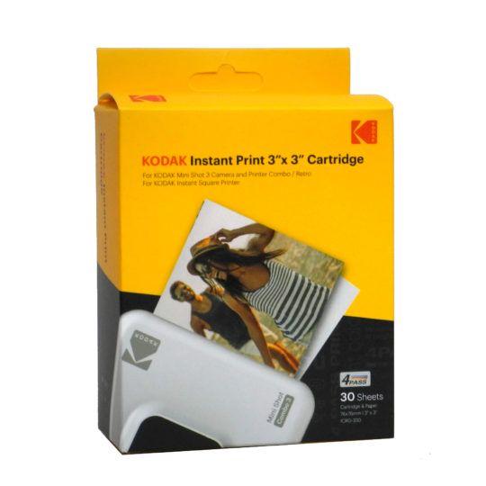 """Wkład drukarka Kodak 3x3"""" Mini shot 3"""