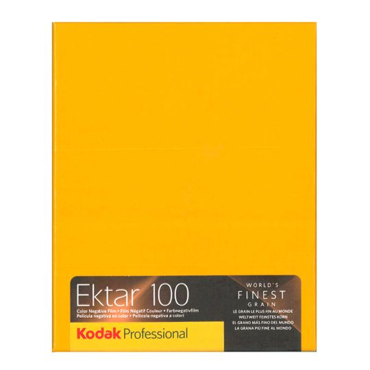Ektar 100 Kodak Professional