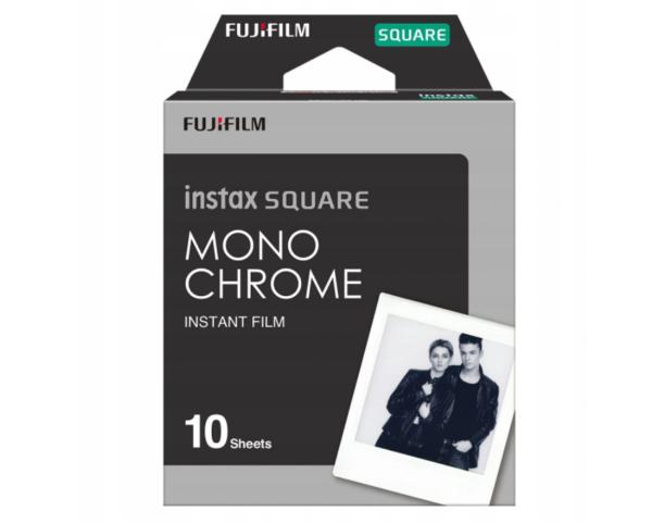 Wkład Fuji INSTAX SQUARE Monochrome czarno-biały