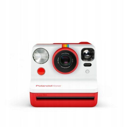 Aparat Polaroid Now i-Type czerwony