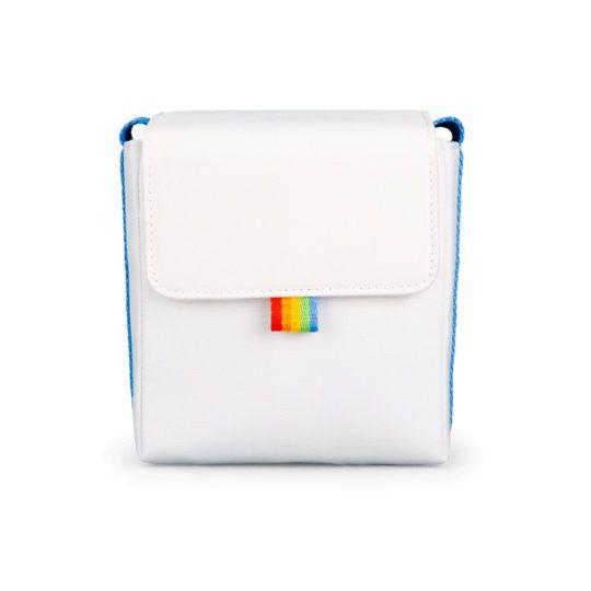 Pokrowiec na aparat Polaroid Now niebieski