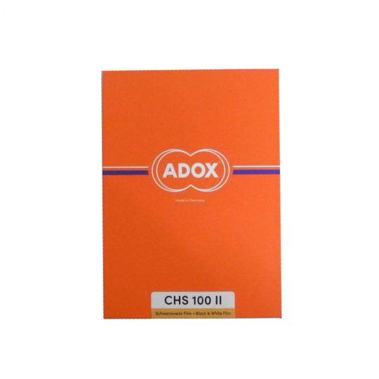Film ADOX CHS 100 II 9x12 cm / 25 KART