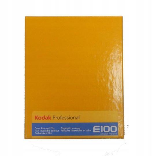 "Film slajd Kodak Ektachrome E100 4x5""/10"