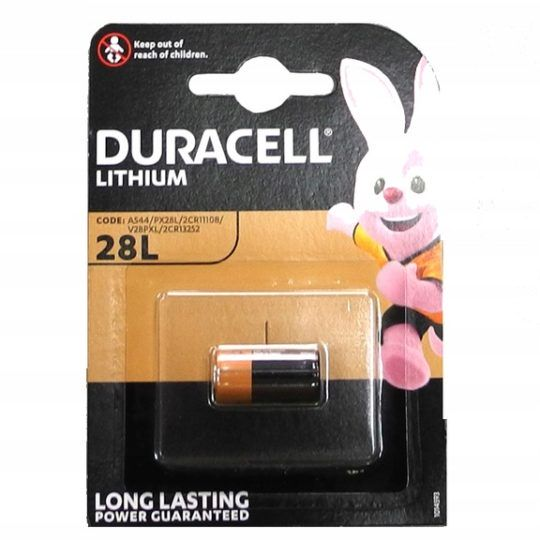 Bateria litowa DURACELL 28L