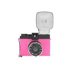 Aparat analogowy Diana F kolor różowy
