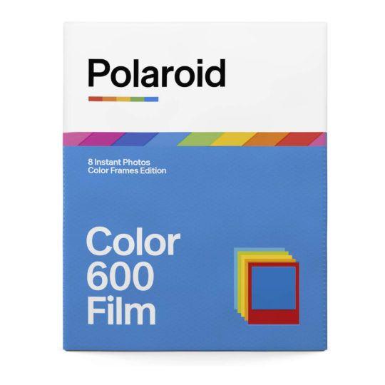 Wkład Polaroid Color 600 Film Kolorowe Ramki