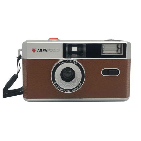 Aparat AGFA analogowy wielokrotnego użytku