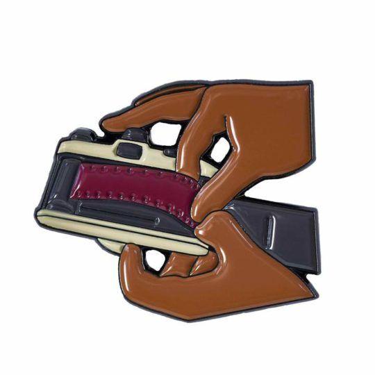 Przypinka Film Loading Pin