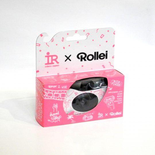 Aparat IR ROLLEI SINGLE USE CAMERA RPX 400