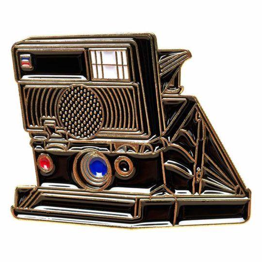 Przypinka Instant Camera #3 Pin