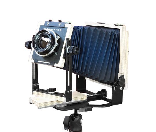 Aparat Wielkoformatowy Intrepid 4x5 Camera (Blue)