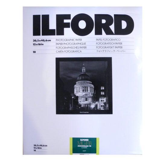 Papier Ilford MGFB 30,5x40,5