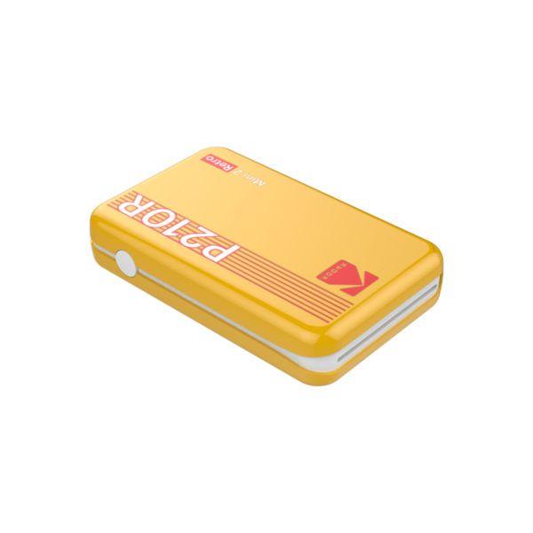 Printer Mini 2 Plus Retro Yellow
