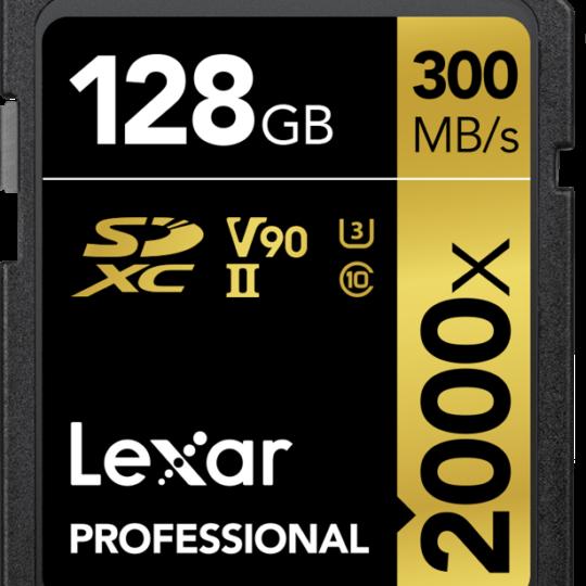 Karta Pamięci Lexar 2000x 128gb 300mb/s