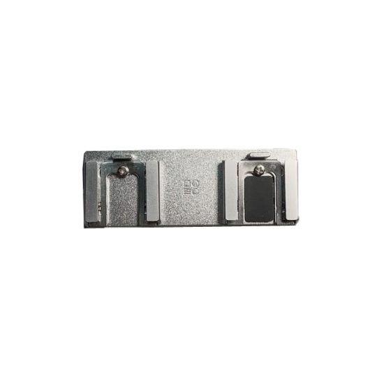Przejściówka DOOMO MADE adapter 2 x zimna stopka srebrna