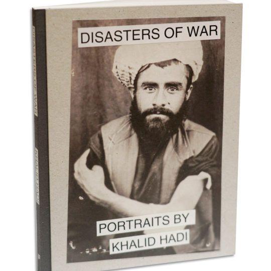 Disasters of War - Portraits by Khalid Hadi