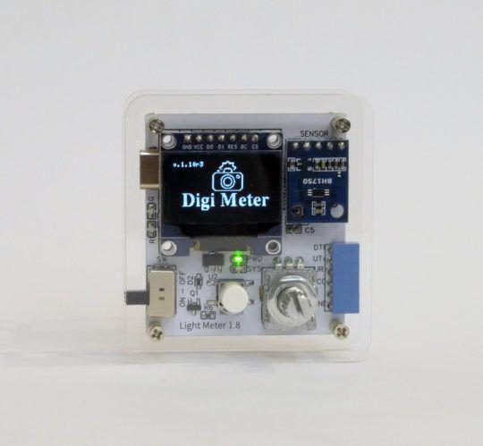 Światłomierz Cyberpunk Meter
