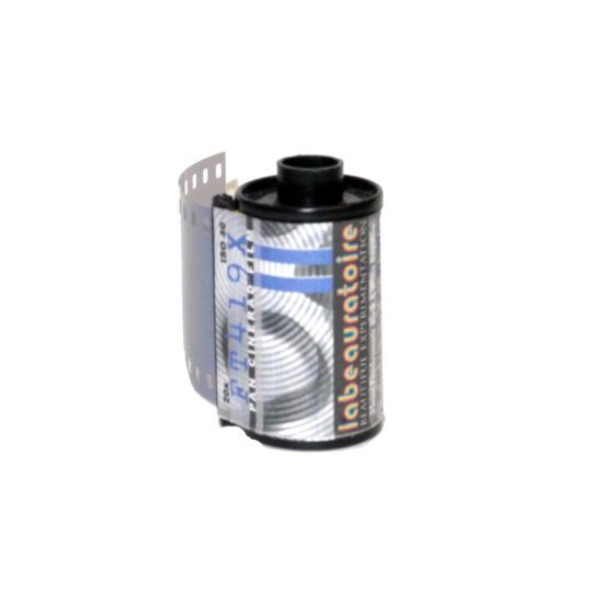 Film Cinerad FT419X ISO 40 35mm