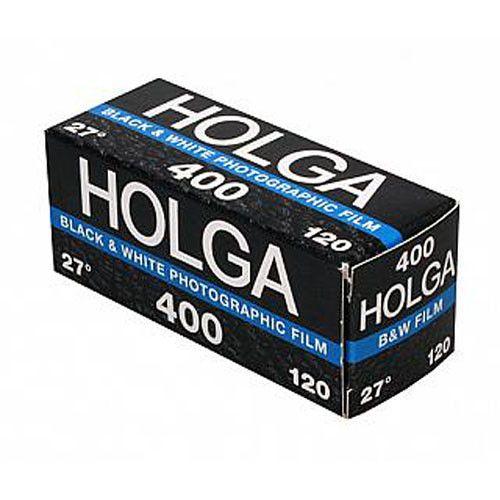 Film czarno-biały Holga typ 120 ISO 400