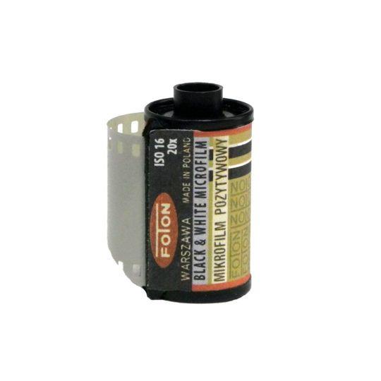 Film FOTON 35mm mikrofilm pozytywowy