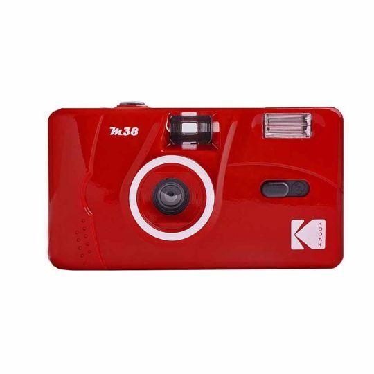 KODAK M38 CAMERA RED czerwony
