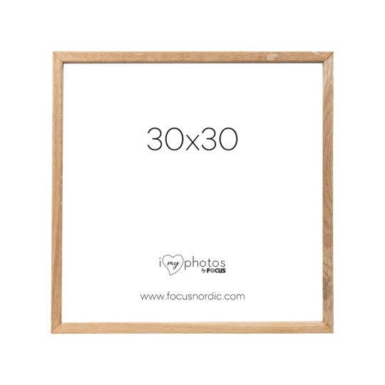 Ramka Focus Rock Oak 30x30