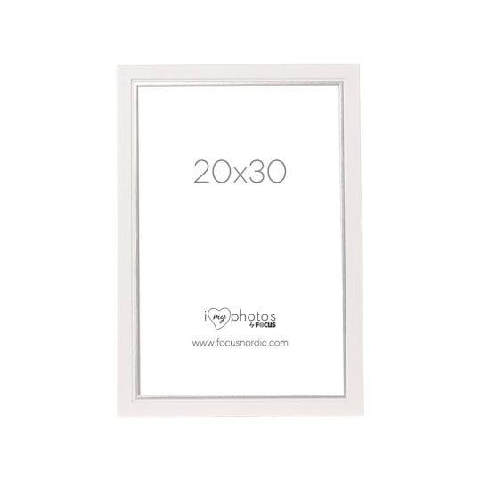 Ramka Focus Twist White 20x30