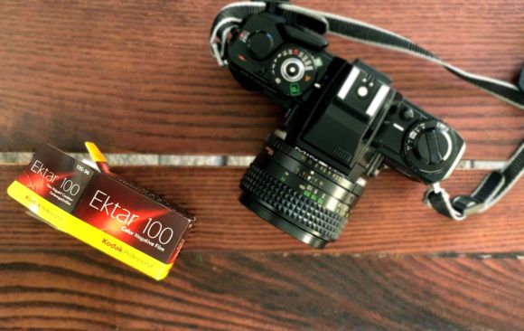 KodakWalk: Fotomanipulacja