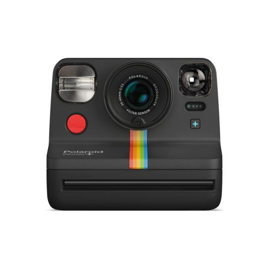 Aparat Polaroid Now czarny