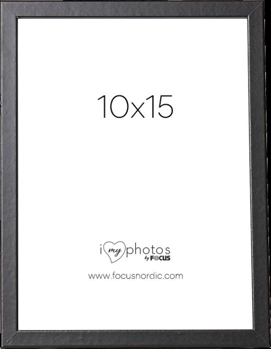 Ramka Focus Pop Black 10x15