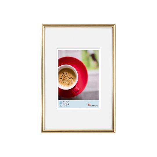 Ramka Walther Galeria Gold 10x15