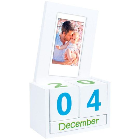 Kalendarz instax mini cube calendar biały